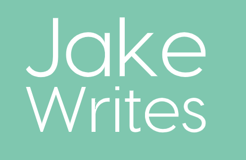 Jake Writes - the official logo of Jake Writes
